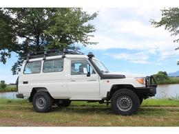 トヨタ ランドクルーザー70 トヨタ ランドクルーザー70 4.54WD