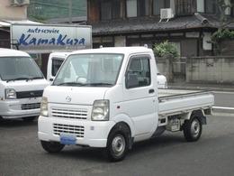 マツダ スクラムトラック 660 KC スペシャル 3方開 4WD 5速 エアコン パワステ