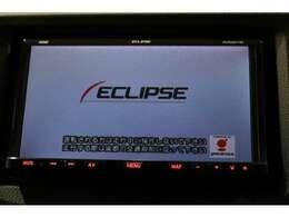 イクリプスHDDナビ フルセグTV付き Bluetooth対応 DVD再生できます