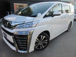 トヨタ ヴェルファイア 2.5 Z Gエディション 0型ナビ/本革エグゼクティブ/3連LEDライト)