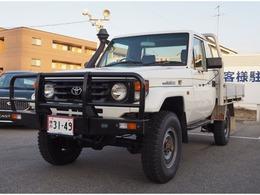 トヨタ ランドクルーザー70ピックアップ 79ピックアップオーストラリア仕様 HZJ79 NoxPM適合
