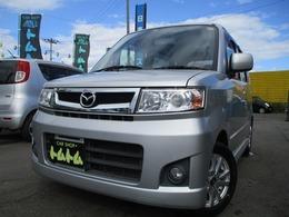 マツダ AZ-ワゴン 660 カスタムスタイル X 新品ナビTV新タイヤ外アルミABSキーフリー