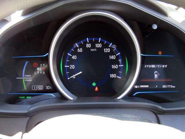 ハイブリッド車なので燃費も良く走ります!