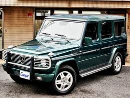 メルセデス・ベンツ Gクラス G500L 4WD D車 左H