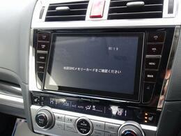 オプション設定の【純正SDナビ】8インチモニターでDVD再生も可能です☆快適で楽しいドライビングを実現します。