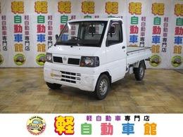 日産 クリッパートラック 660 SD 4WD マニュアル車