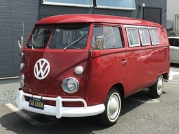 フォルクスワーゲン タイプII VWタイプII ガレージ保管内外装レストア仕上済 8人乗