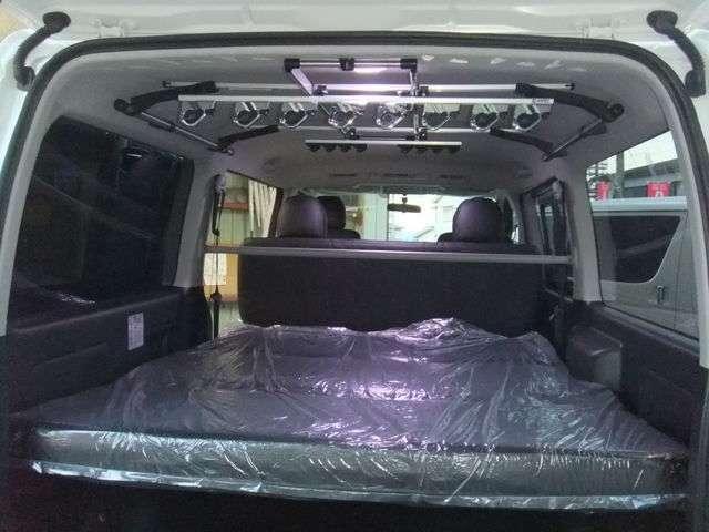 室内LEDキット!ベッドキットも2種類からお選び頂けます! フィッシング キャンプ 車中泊に大人気!