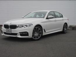 BMW 5シリーズ 523d Mスポーツ ディーゼルターボ 正規認定中古車 HUD リモートパーキング