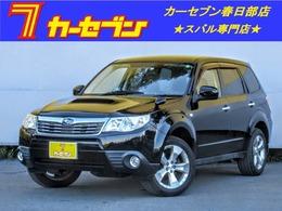 スバル フォレスター 2.0 XT 4WD 5速MT HDDナビ スマ-トキ- パワ-シ-ト
