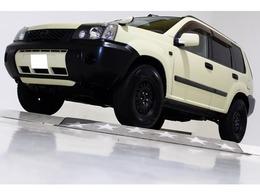 日産 エクストレイル 2.0 S 4WD ウッドパネル 社外マフラー 5速MT HID ETC