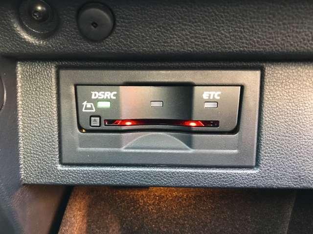 長距離のドライブもETC搭載だからお得で安心!旅行の時などにあると嬉しい装備です♪