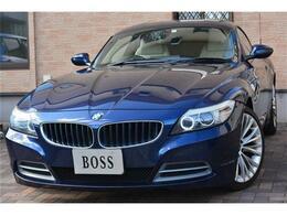 BMW Z4 sドライブ 23i ユーザー買取 白革コンビシート フルセグ