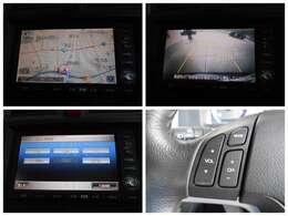 メーカー純正HDDナビ装着。リアカメラ、ハンドルでの操作推知装備。ソースはCD,DVD,ラジオ、サウンドコンテナです。