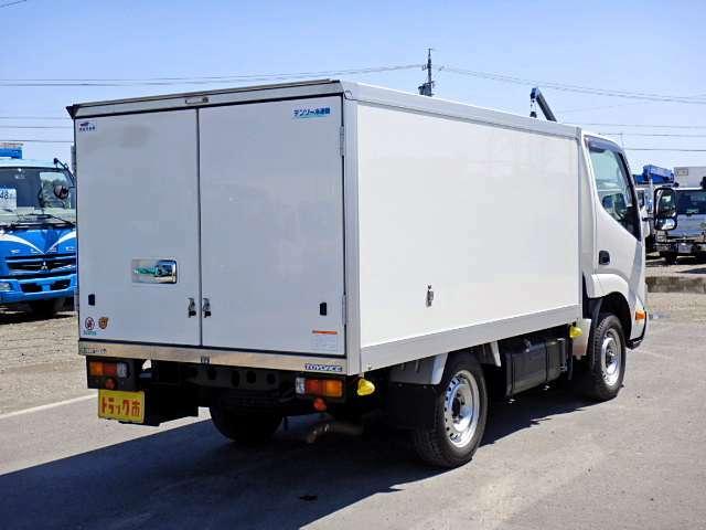 クーリング車 デンソー冷凍機 設定温度3℃~35℃表示 架装メーカー東海特装車
