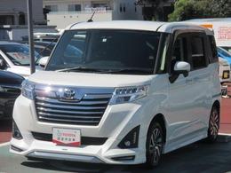 トヨタ ルーミー 1.0 カスタム G 衝突防止装置/パワースライドドア/LED