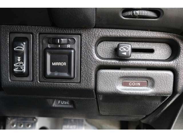 各パネル類やスイッチ類も綺麗な状態に保たれています。 清潔感もあり気持ち良くお使い頂けると思います! ご購入後も安心のフルメンテナンス整備付き販売車です。