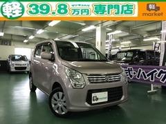 スズキ ワゴンR の中古車 660 FX 広島県廿日市市 19.8万円
