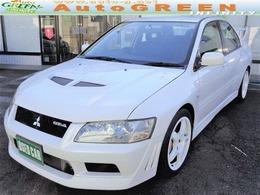 三菱 ランサーエボリューション 2.0 GT-A VII 4WD 記録簿 禁煙車 HID ラリーアートマフラ