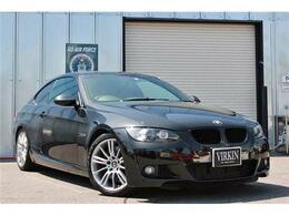 BMW 3シリーズクーペ 335i Mスポーツパッケージ 黒革 フルセグナビ コンフォートアクセス