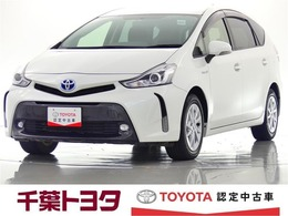 トヨタ プリウスα 1.8 S トヨタ認定中古車 新品タイヤ4本交換付