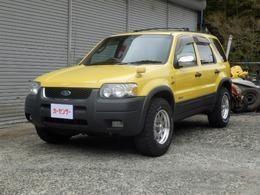 フォード エスケープ 3.0 XLT 4WD 黒革/サンルーフ/ETC/SDナビ/Bカメラ