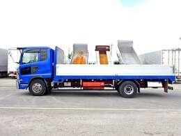 車両総重量7980kg 最大積載量3600kg