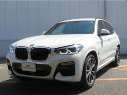 BMW X3 xドライブ20d Mスポーツ ディーゼルターボ 4WD HiLineイノベーションPOP20AW茶革ACCHUD