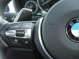 追従クルコン!アクティブクルーズコントロールを装備しております。前車追従型のクルーズコントロールです。前車が停止すれば自車も停止し発進までも自動で行います。先進の安全機能が装備されております。