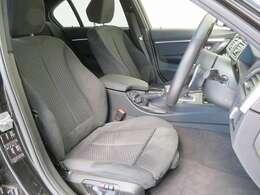 ◆上質なシートは程よいホールド感で座り心地も良いです◆