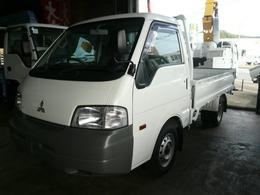 三菱 デリカトラック . 850Kg積 リアWタイヤ