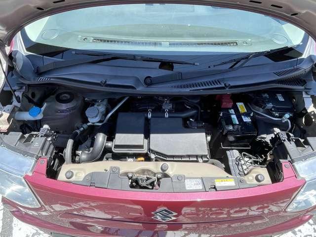 ☆燃費はJC08燃費で23km/L!