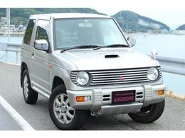 三菱 パジェロミニ 660 スキッパー V 4WD 4WD ETC オートマ ターボ