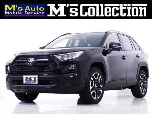 M's CollectionよりRAV4 Adventure Black Editionが登場!!