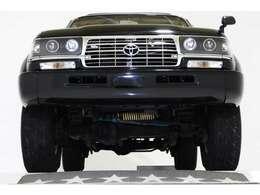 リフトUP♪サンルーフ♪ダブルイカリングプロジェクターブラックヘッドライト!LEDテール!CD&MD♪支払総額費用には新規車検取得費&リサイクル券含みます♪新品バッテリー無料交換致します♪県外納車可能♪