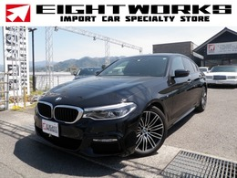 BMW 5シリーズ 523d Mスポーツ ディーゼルターボ 黒レザーシート 取説・保証書・スペアキー