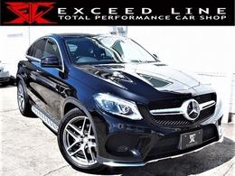 メルセデス・ベンツ GLEクーペ 350 d 4マチック スポーツ 4WD HDD/地デジ/Bモニ/Pゲート/ドラレコ/SR/