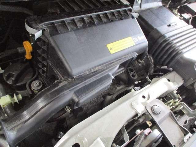 660cc DOHC 12VALVE 3気筒 インタークーラーターボチャージャー付 エンジン