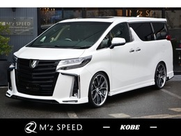 トヨタ アルファード 3.5 エグゼクティブ ラウンジ S SDナビ リアモニター ZEUS新車コンプリート