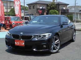 BMW 4シリーズグランクーペ 420i Mスポーツ 純正HDDナビ Bカメラ ACC 1オーナー