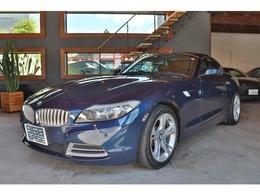 BMW Z4 sドライブ 35i 1オーナー車 黒革 ナビ ETC PDC