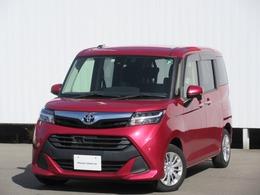 トヨタ タンク 1.0 G-T メモリ-ナビ&衝突軽減ブレ-キ