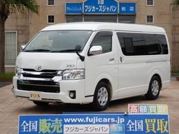 トヨタ ハイエース FOCS DS-Fスタイル 4WD FFヒーター ツインサブ インバーター
