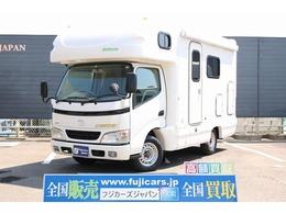 トヨタ カムロード キャンピング AtoZ アンソニー 4WD ツインサブ ソーラーパネル オーニング
