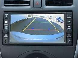 バックカメラ装着済みで、駐車の時はとても便利です♪