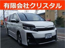 トヨタ ヴォクシー 2.0 ZS SDナビTV Bカメ 後席モニター 両側自動ドア