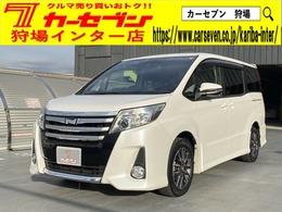 トヨタ ノア 2.0 Si 禁煙車 セーフティセンス 11型後席モニター