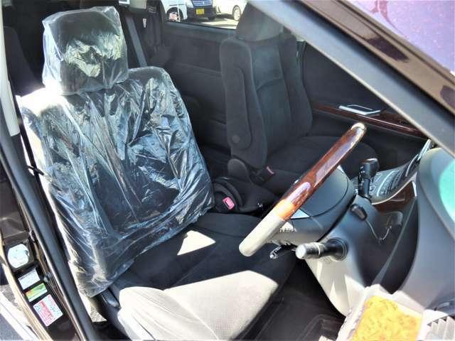 運転席シート!擦れや破れなどありません!