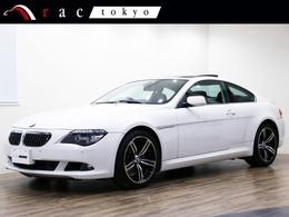 BMW 6シリーズ 650i 後期型/右H/M6用19AW/HUD/D整備済/車検済/