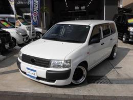トヨタ プロボックスバン 1.5 DXコンフォートパッケージ 新品車高調新品アルミ新品タイヤETC